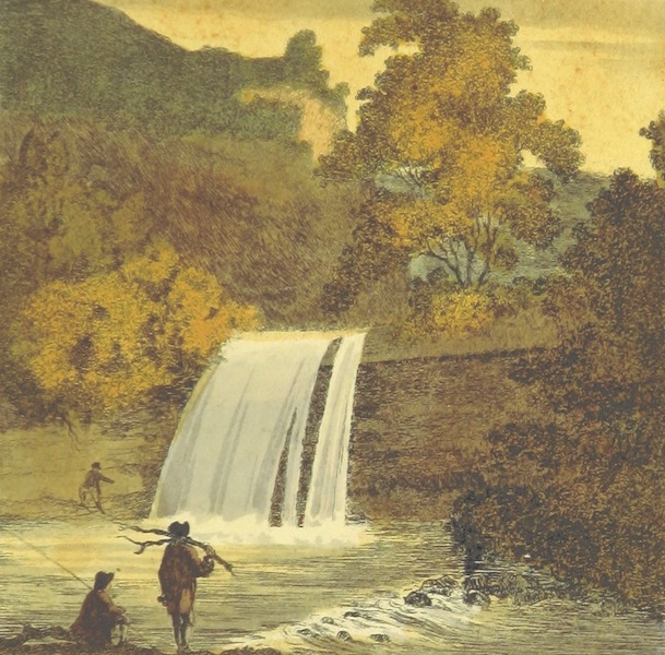 Guide to the Beauties of Glyn Neath - Ysgwd Gwladis (1835)