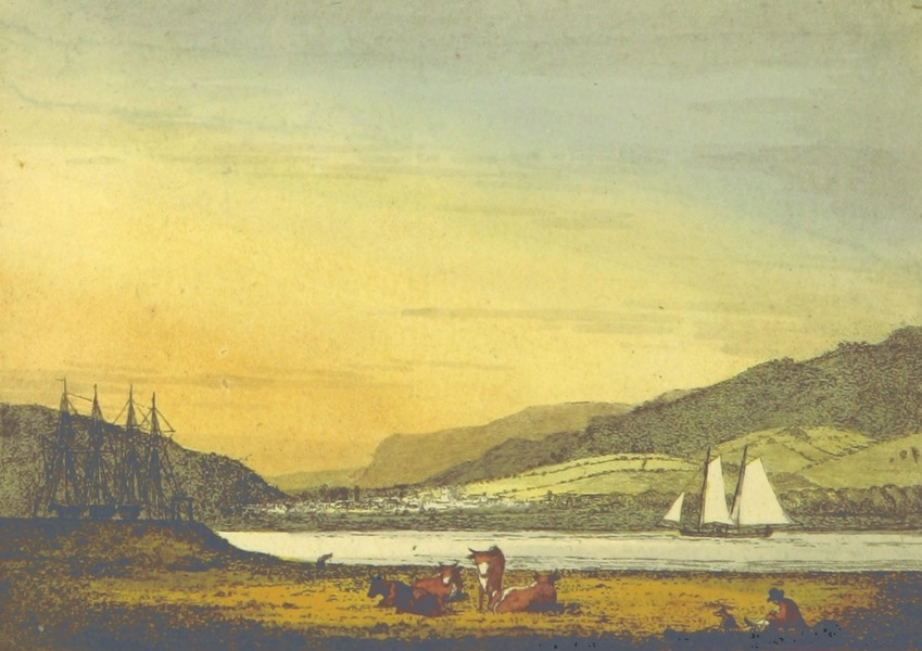 Guide to the Beauties of Glyn Neath - Neath (1835)
