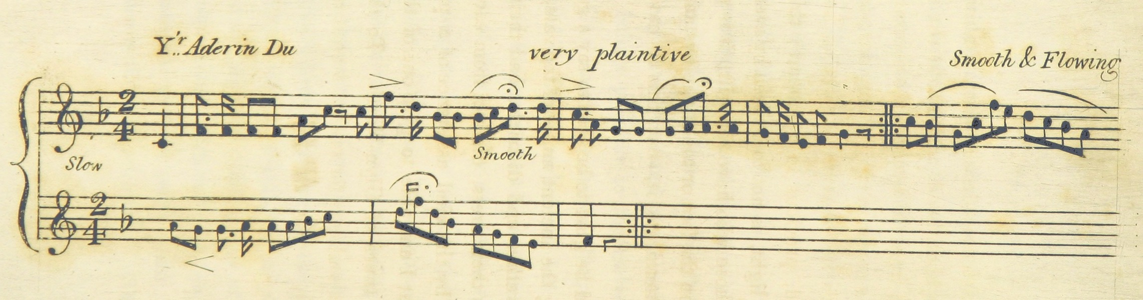 Guide to the Beauties of Glyn Neath - Glyn Neath Music (1835)