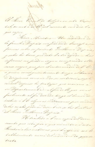 Guillermo Dupaix Papers (1804)