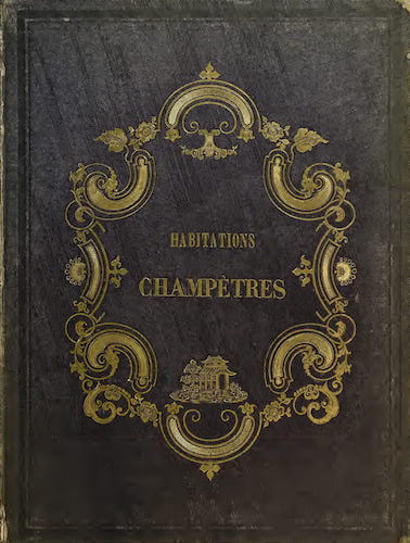 Aquatint & Lithography - Habitations Champetres Vol. 1