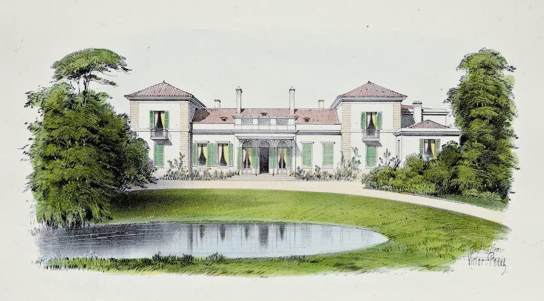 Habitations Champetres Vol. 1 - Villa aux Environs de Milan (1848)