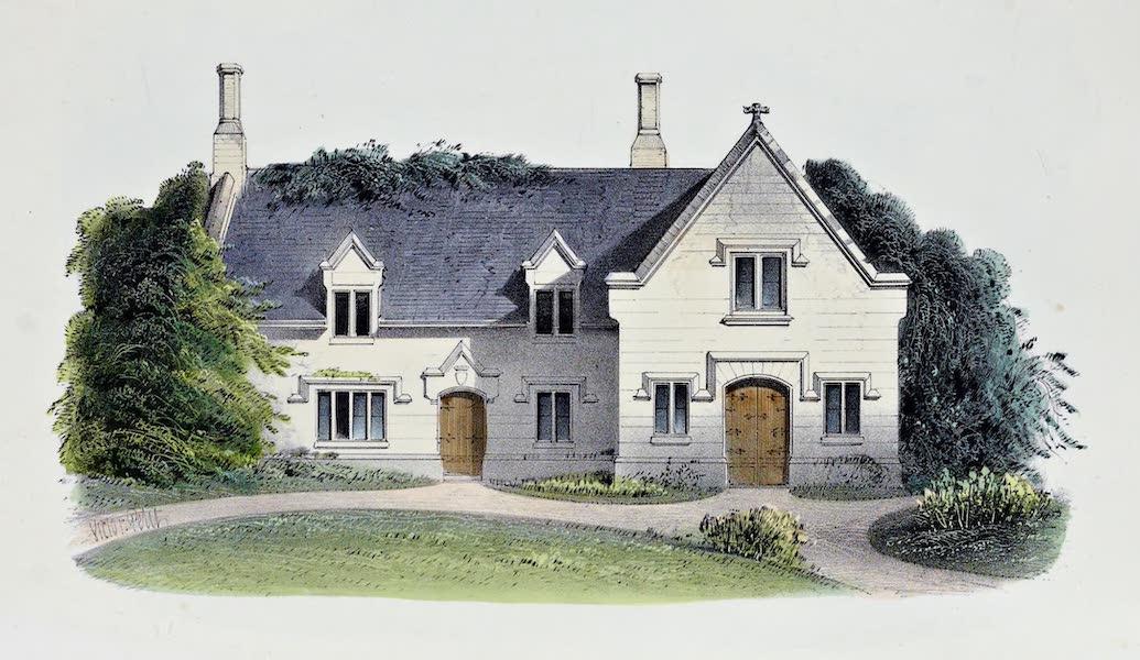 Habitations Champetres Vol. 1 - Maison de l'Ile de Wight (1848)