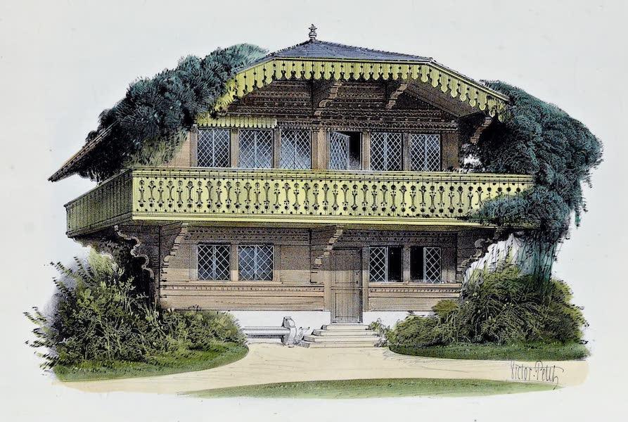 Habitations Champetres Vol. 1 - Chalet du Lac de Pinon (1848)