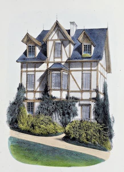 Habitations Champetres Vol. 1 - Maison en Bois a Trouville (1848)