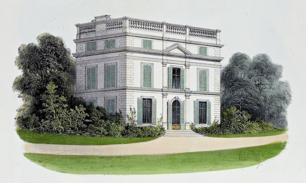 Habitations Champetres Vol. 1 - Bastide des Environs de Marseille (1848)