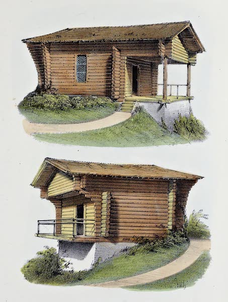 Habitations Champetres Vol. 1 - Chalet Rustiques (1848)