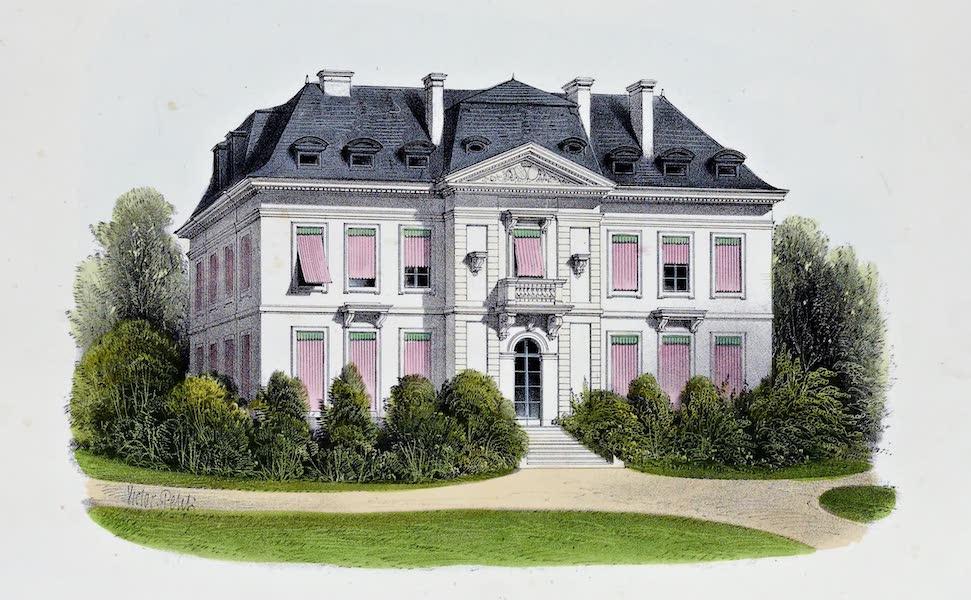 Habitations Champetres Vol. 1 - Chateau de la Tour (1848)