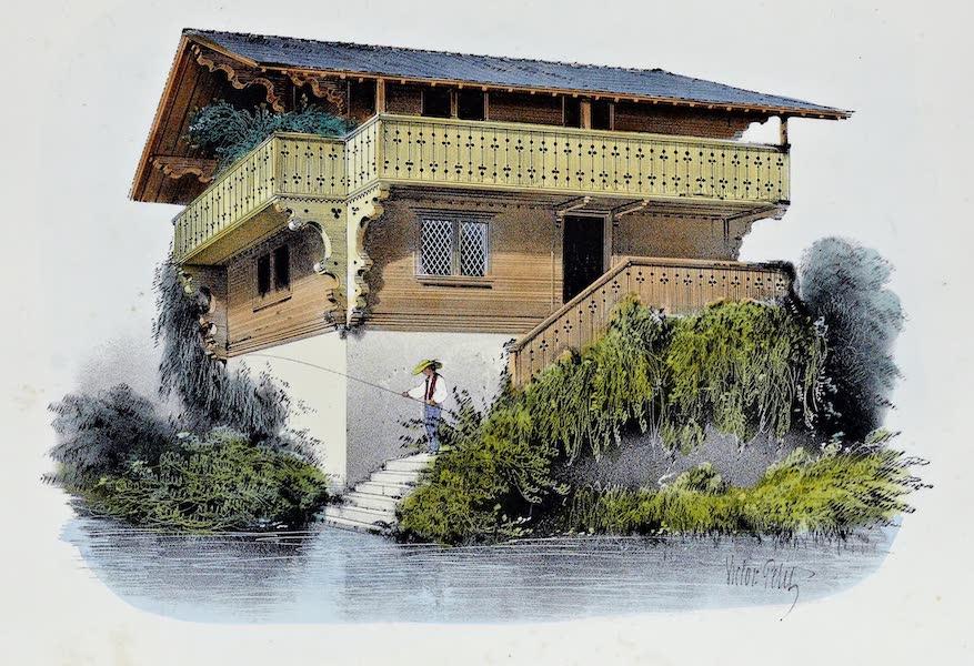 Habitations Champetres Vol. 1 - Chalet du Parc de Railly (1848)