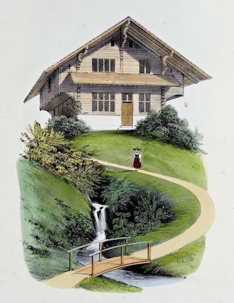 Habitations Champetres Vol. 1 - Chalet Suisse (1848)