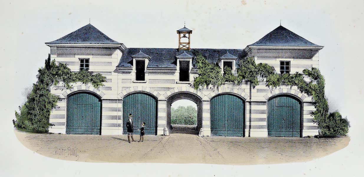 Habitations Champetres Vol. 1 - Remises d'Hautefeuille (1848)