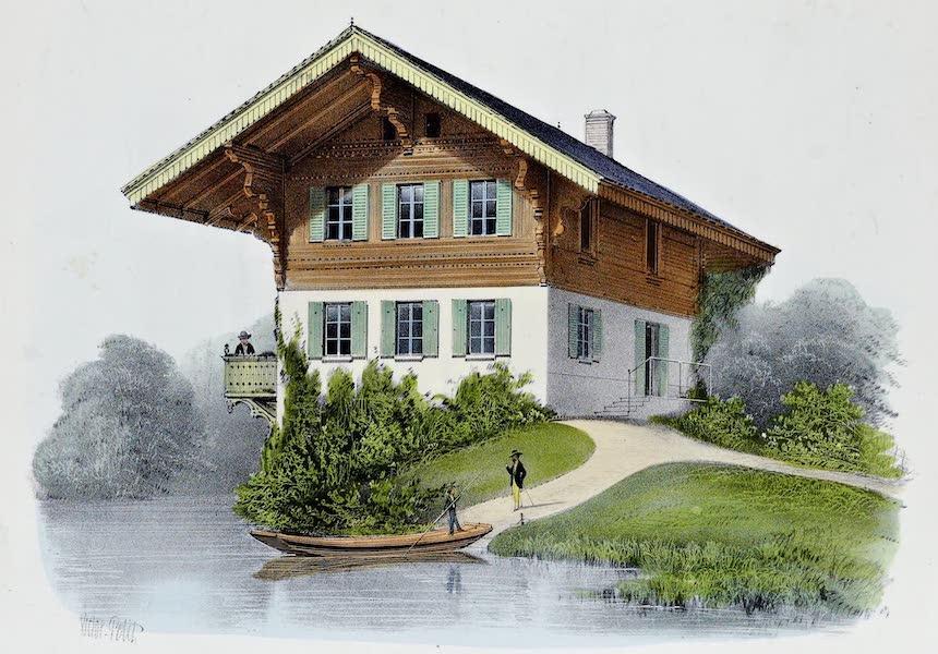 Habitations Champetres Vol. 1 - Maison Suisse (1848)