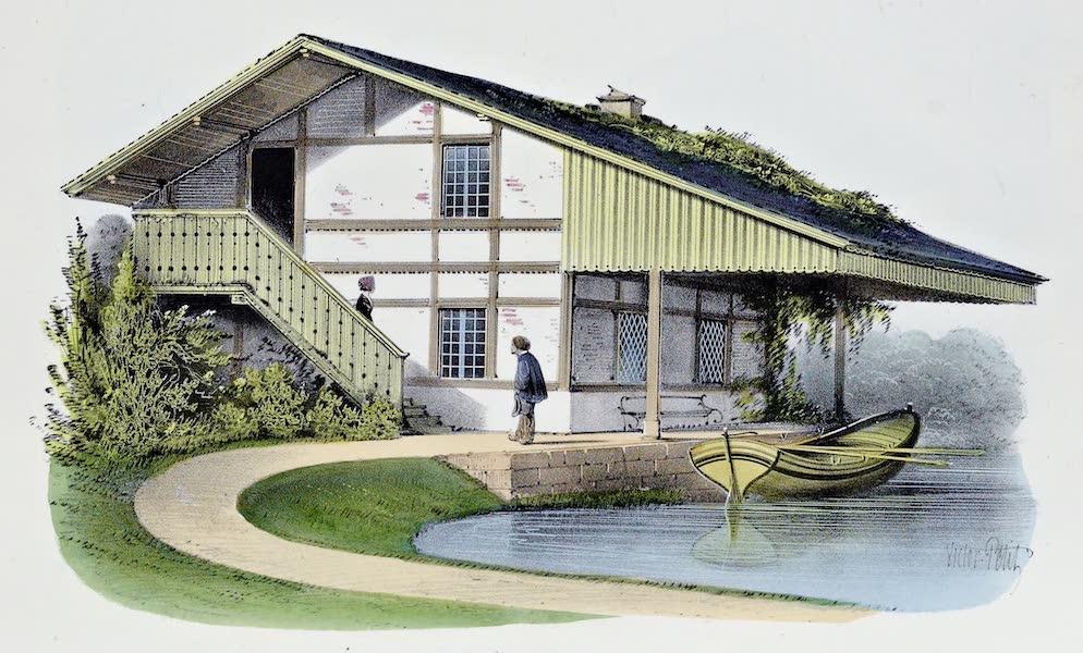 Habitations Champetres Vol. 1 - Petit Chalet de la Verrerie (1848)