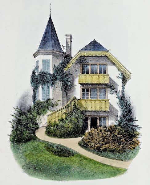 Habitations Champetres Vol. 1 - Maison de Ville-d'Avray (1848)