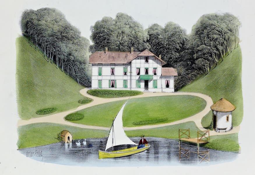 Habitations Champetres Vol. 1 - Environs de Rouen (1848)