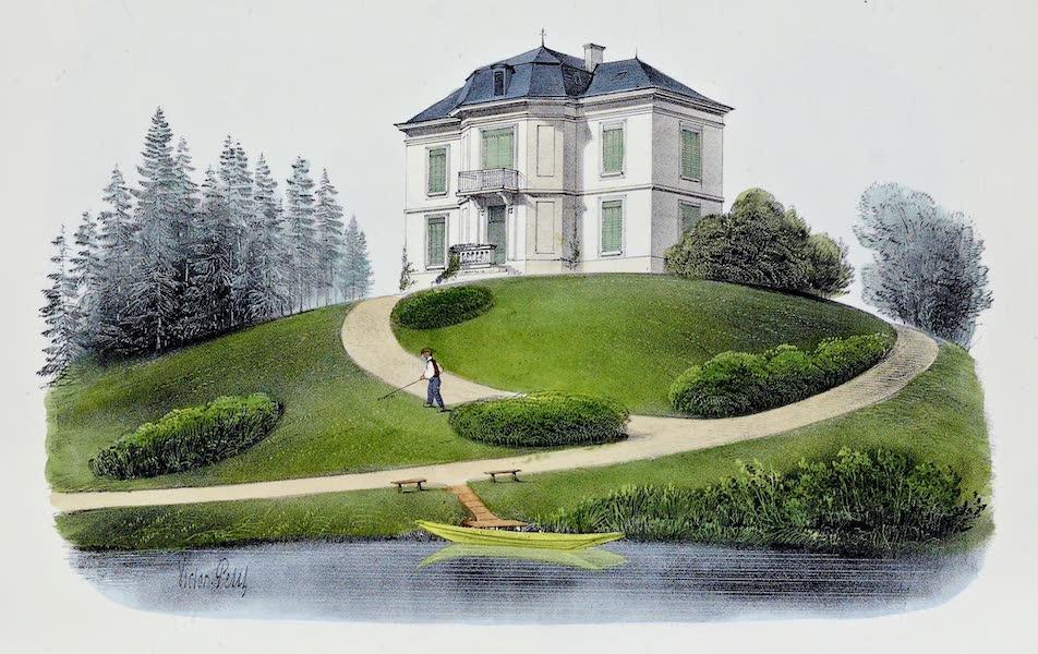 Habitations Champetres Vol. 1 - Environs de Nogent-Sur-Marne (1848)