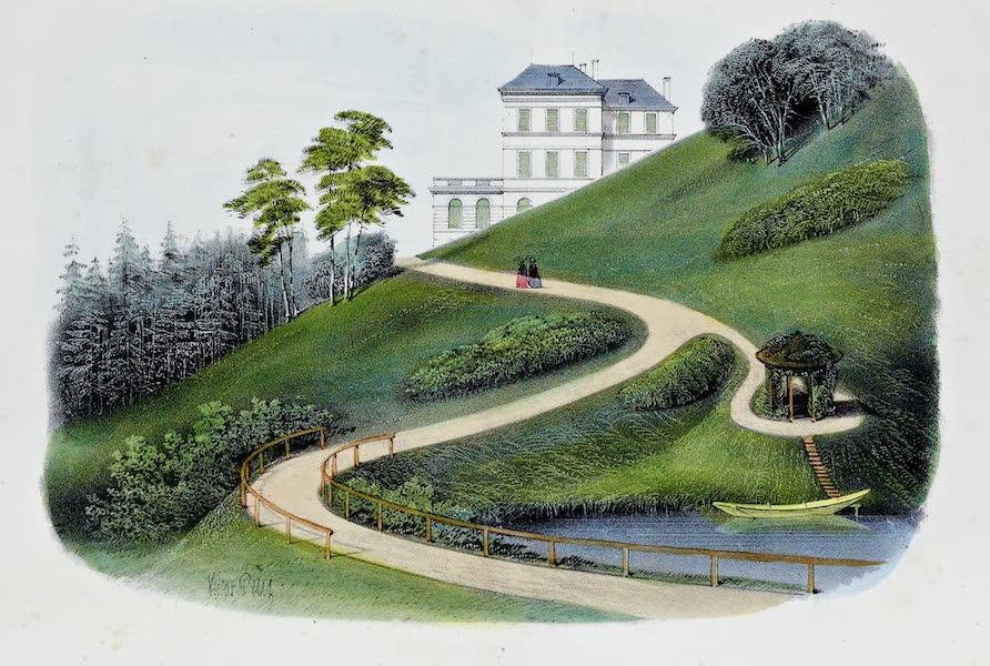 Habitations Champetres Vol. 1 - Environs de Marseille (1848)