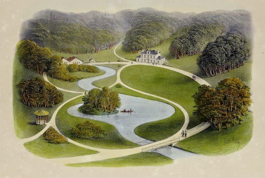 Habitations Champetres Vol. 1 - Maison et Parc Anglais (1848)