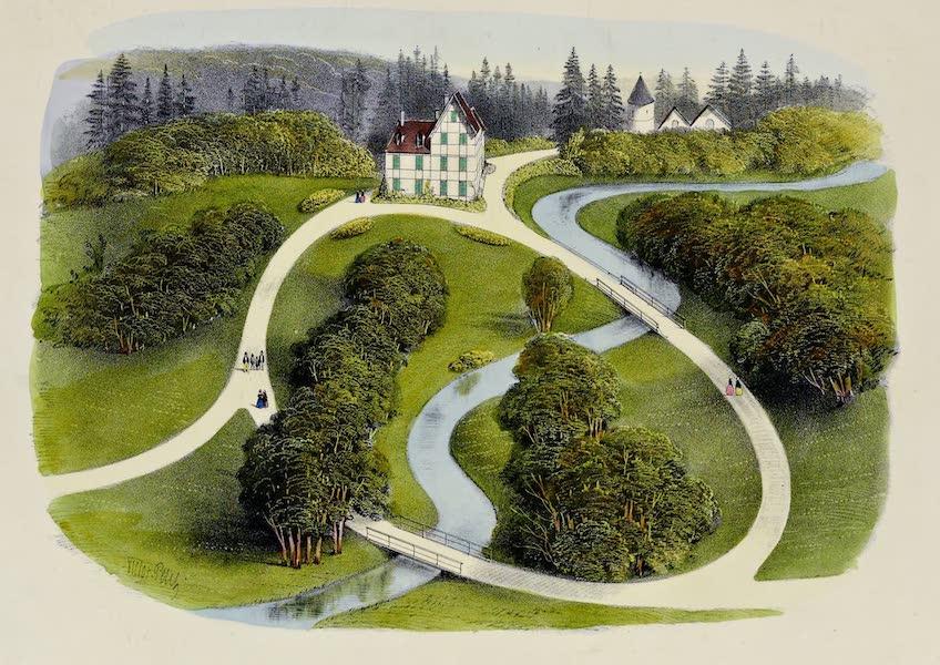 Habitations Champetres Vol. 1 - Maison et Parc (1848)
