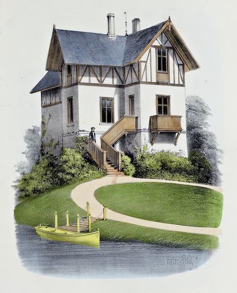 Habitations Champetres Vol. 1 - Maison en Bois sur le Lac d'Enghien (1848)