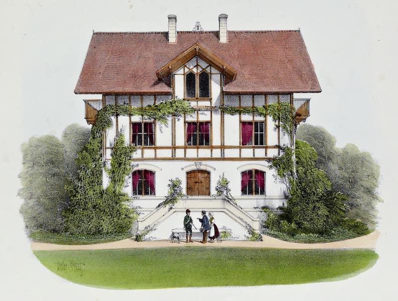 Habitations Champetres Vol. 1 - Maison de Regisseur (1848)