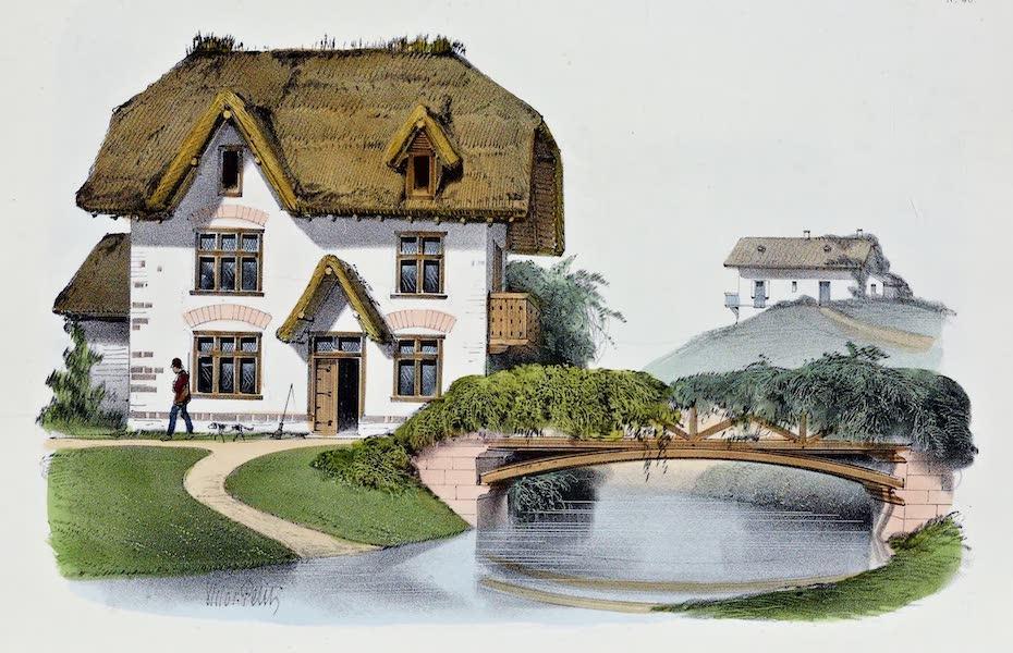 Habitations Champetres Vol. 1 - Maison Rustique (1848)