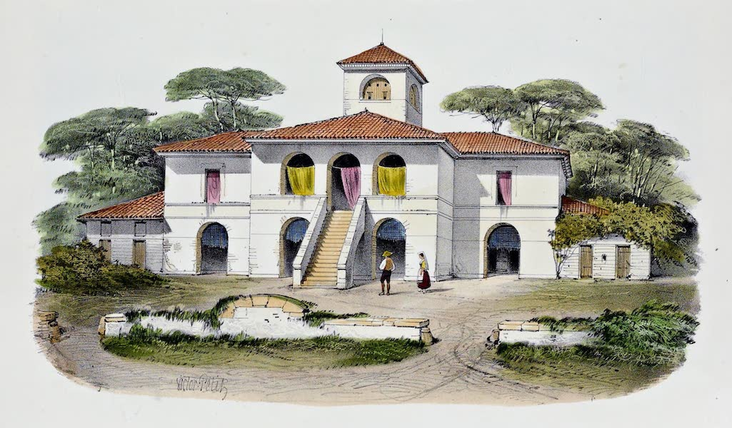 Habitations Champetres Vol. 1 - Ferme d'Arinino (1848)
