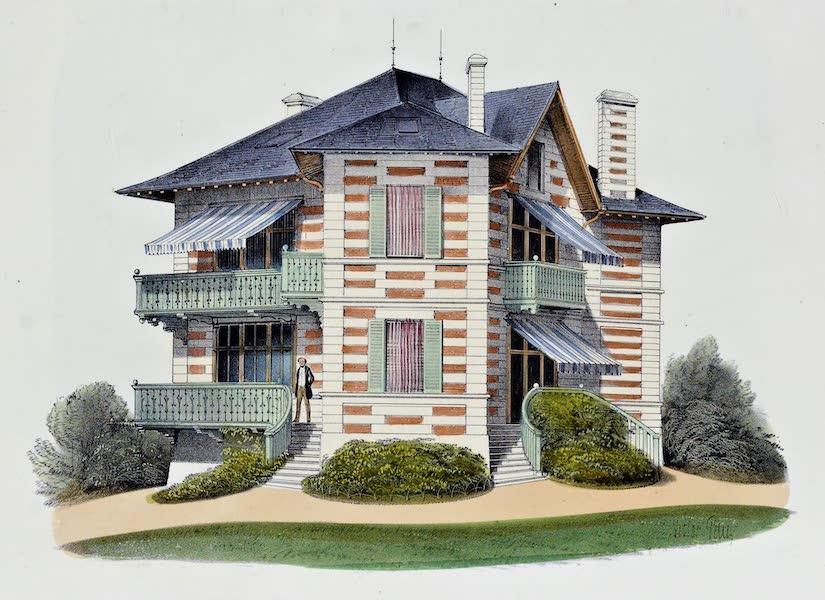 Habitations Champetres Vol. 1 - Maison a Etretat (1848)