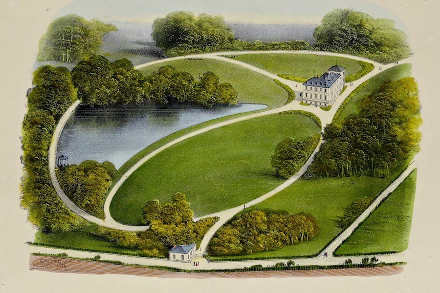 Habitations Champetres Vol. 1 - Parc de la Tuilerie (1848)