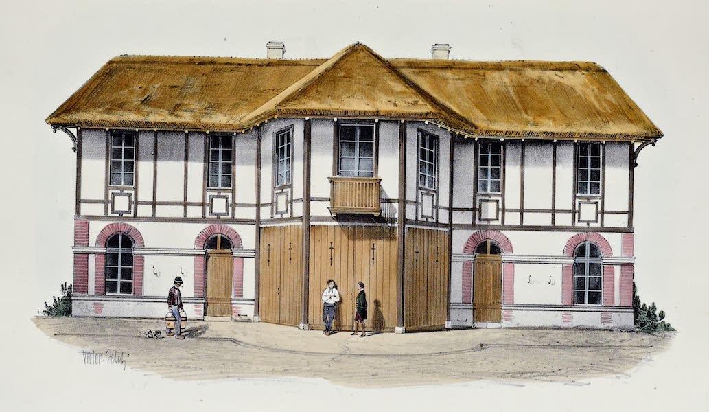 Habitations Champetres Vol. 1 - Remises a Etretat (1848)