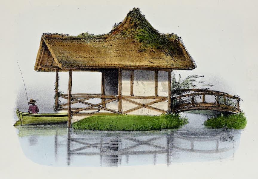 Habitations Champetres Vol. 1 - Cabane Rustique de l'Etang Robert (1848)