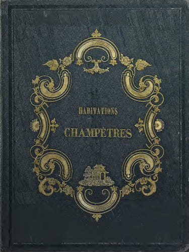 Aquatint & Lithography - Habitations Champetres Vol. 2