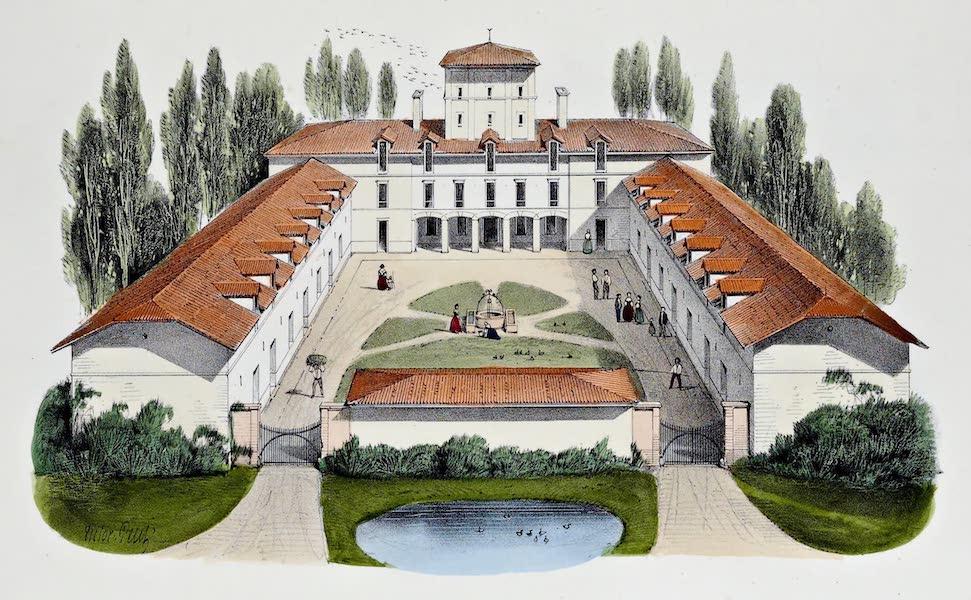 Habitations Champetres Vol. 2 - Le Mas-Nouveau (1848)