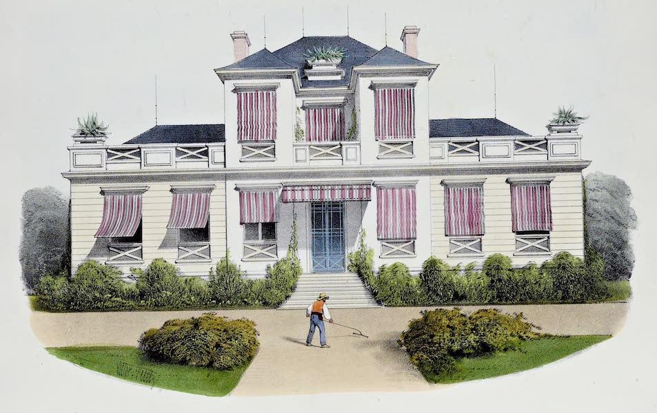 Habitations Champetres Vol. 2 - Villa Italienne (1848)