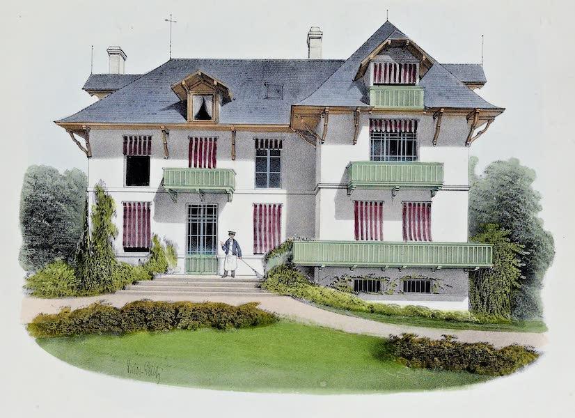 Habitations Champetres Vol. 2 - Habitation Bourgeoise (1848)