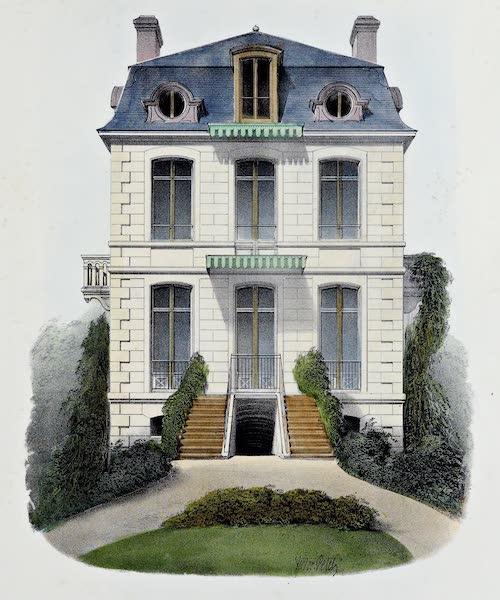 Habitations Champetres Vol. 2 - Pavillon Pres de Versailles (1848)