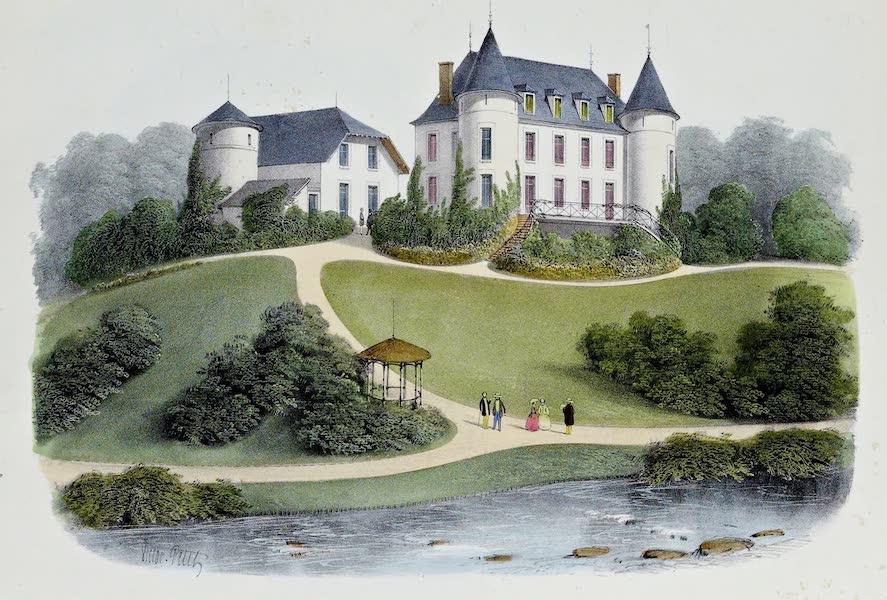 Habitations Champetres Vol. 2 - Chateau de Railly-Sur-Cure (1848)