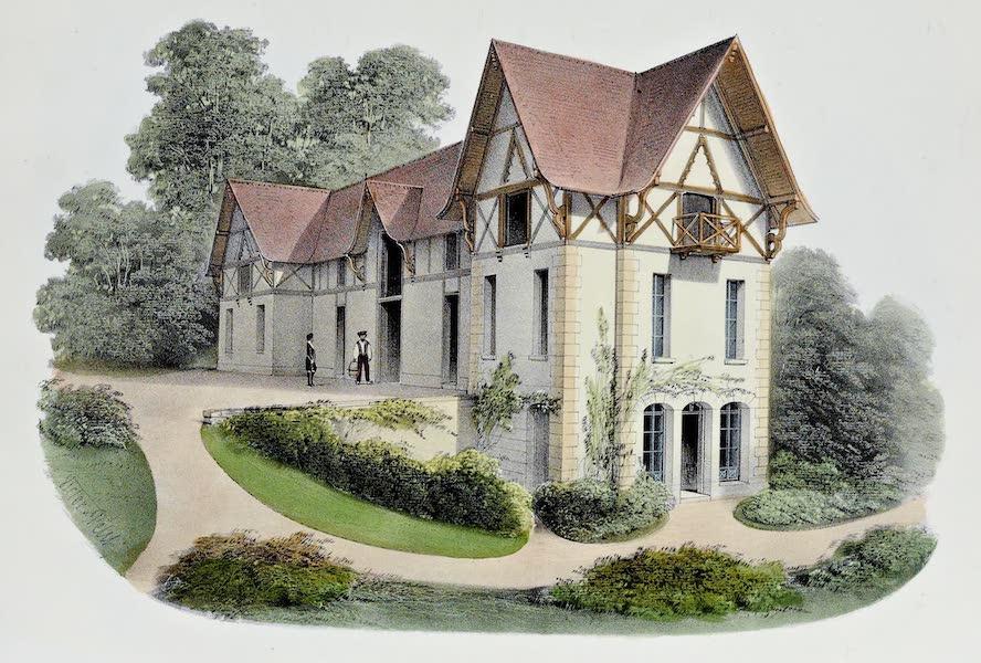 Habitations Champetres Vol. 2 - Ecuries et Remises du Chateau de St. Priest (1848)