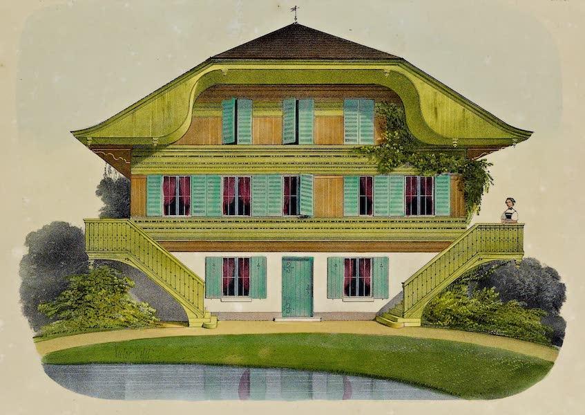 Habitations Champetres Vol. 2 - Grande Maison Suisse (1848)