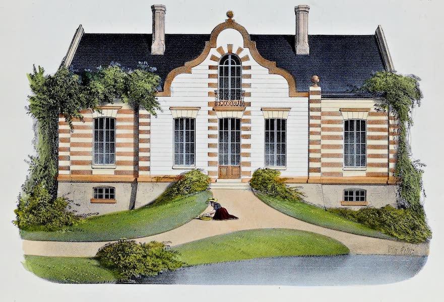 Habitations Champetres Vol. 2 - Maison de Regisseur (1848)