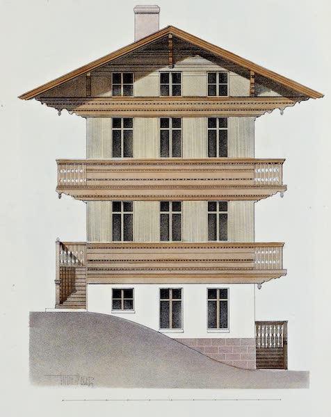 Habitations Champetres Vol. 2 - Petit Maison Suisse (1848)