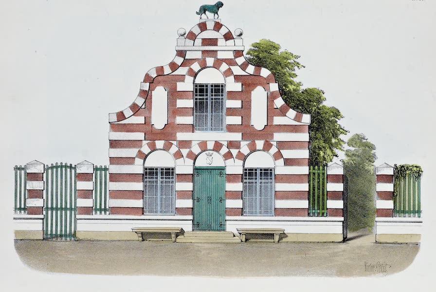 Habitations Champetres Vol. 2 - Maison de Garde (1848)