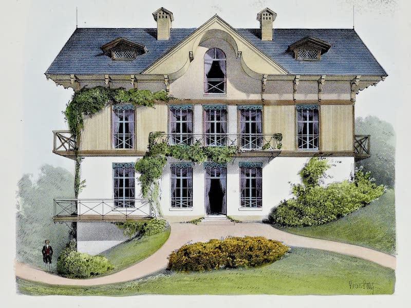 Habitations Champetres Vol. 2 - Maison de Plaisance (1848)