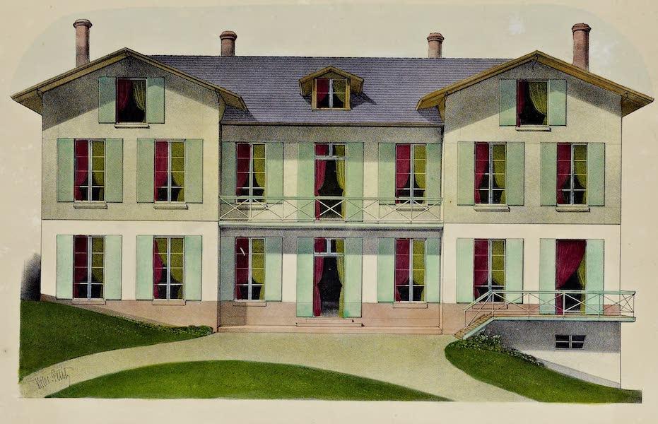 Habitations Champetres Vol. 2 - Maison Bourgeoise (1848)