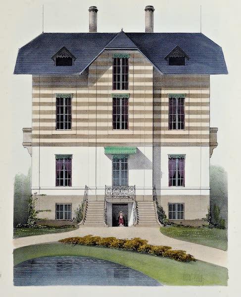 Habitations Champetres Vol. 2 - Petit Habitation de Campagne (1848)
