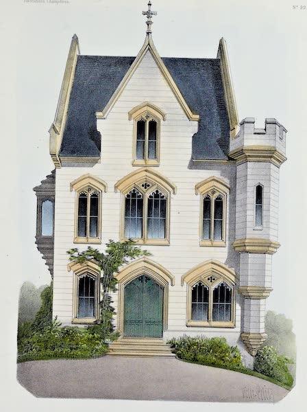 Habitations Champetres Vol. 2 - Maison Gothique (1848)