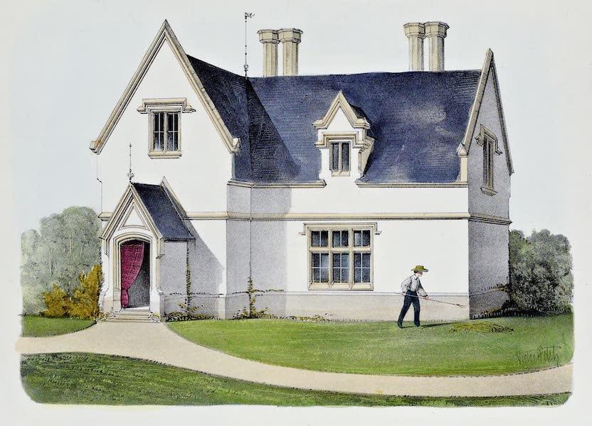 Habitations Champetres Vol. 2 - Petit Maison Anglaise (1848)