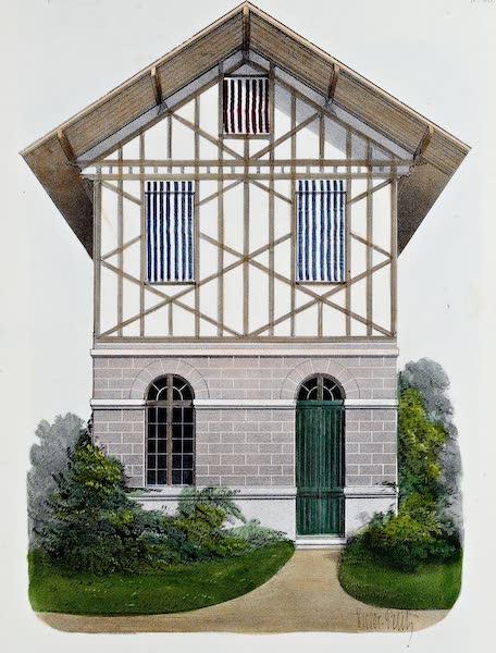 Habitations Champetres Vol. 2 - Petit Pavillon de Jardin (1848)