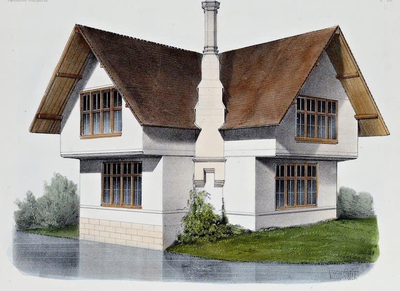 Habitations Champetres Vol. 2 - Maison Anglaise (1848)