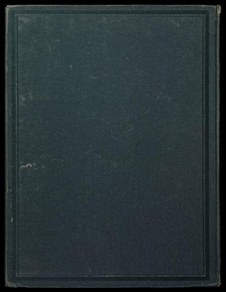 Habitations Champetres Vol. 2 - Back Cover (1848)